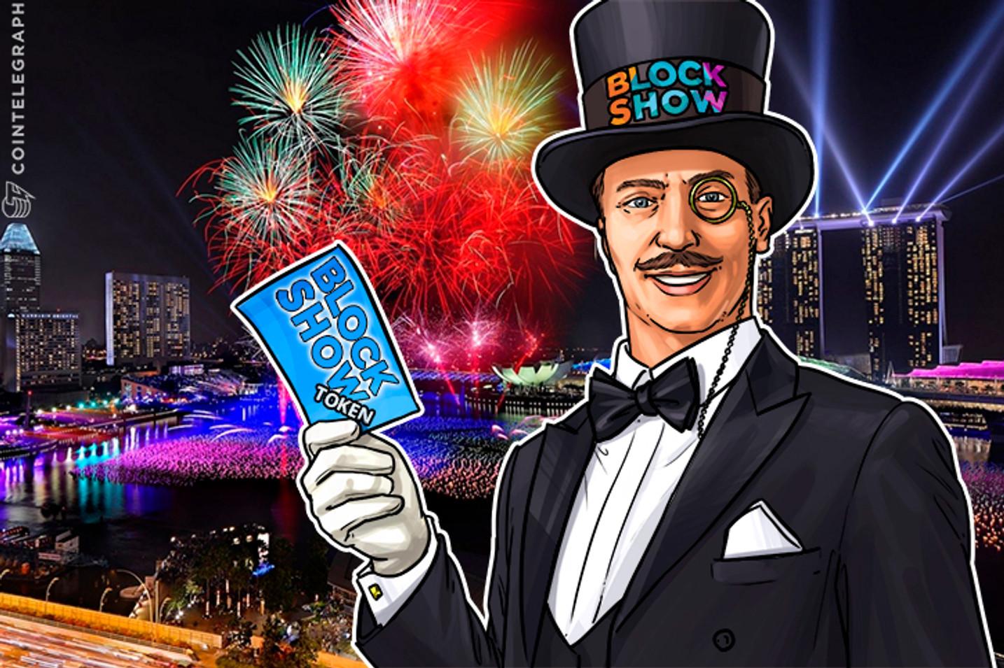 BlockShow anuncia venta de tokens: fin de la era ICO 1.0