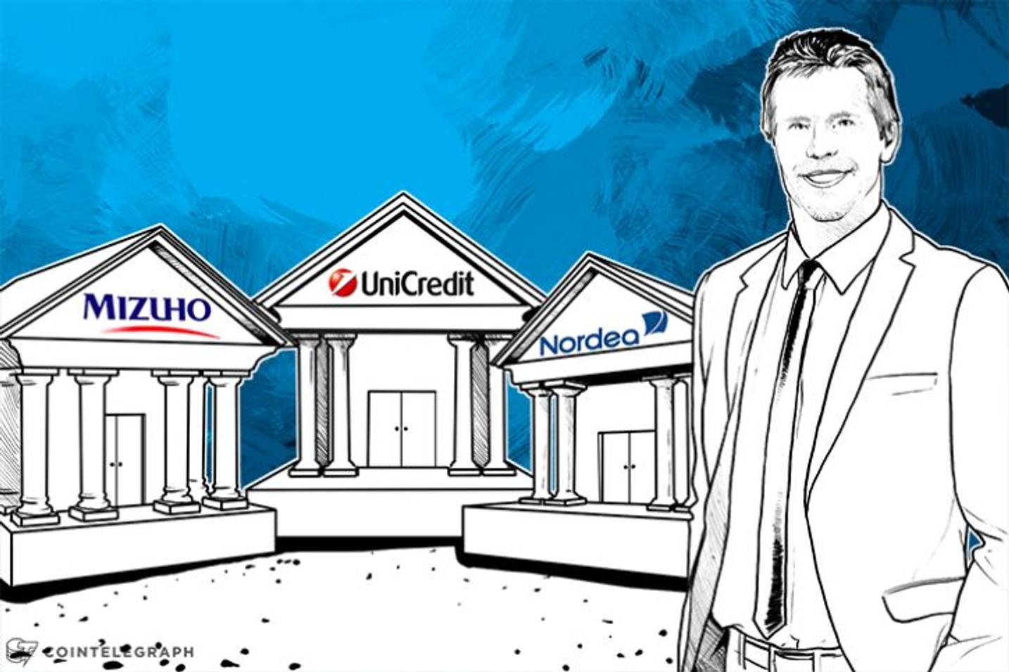 R3 Konzorcijum pripojio još 3 banke
