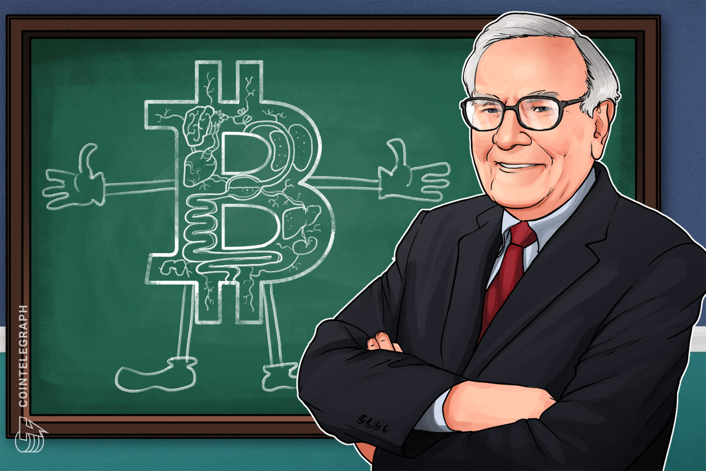 Berkshire Hathaway CEO Warren Buffett Offers Fresh Metaphor for Bitcoin as a 'Seashell'