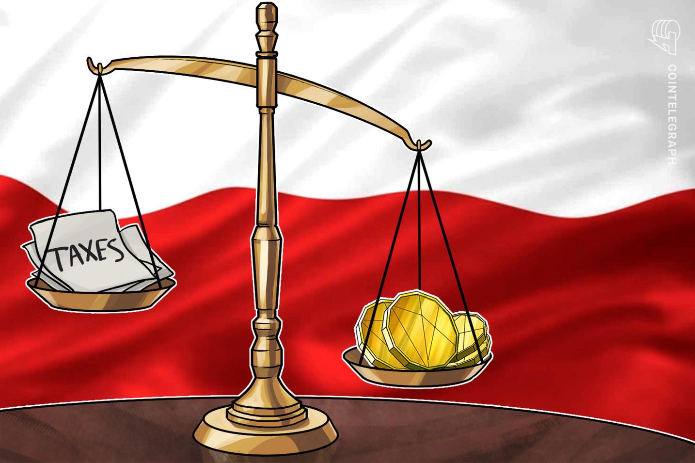Polônia apresenta novo projeto de lei para esclarecer a taxação cripto