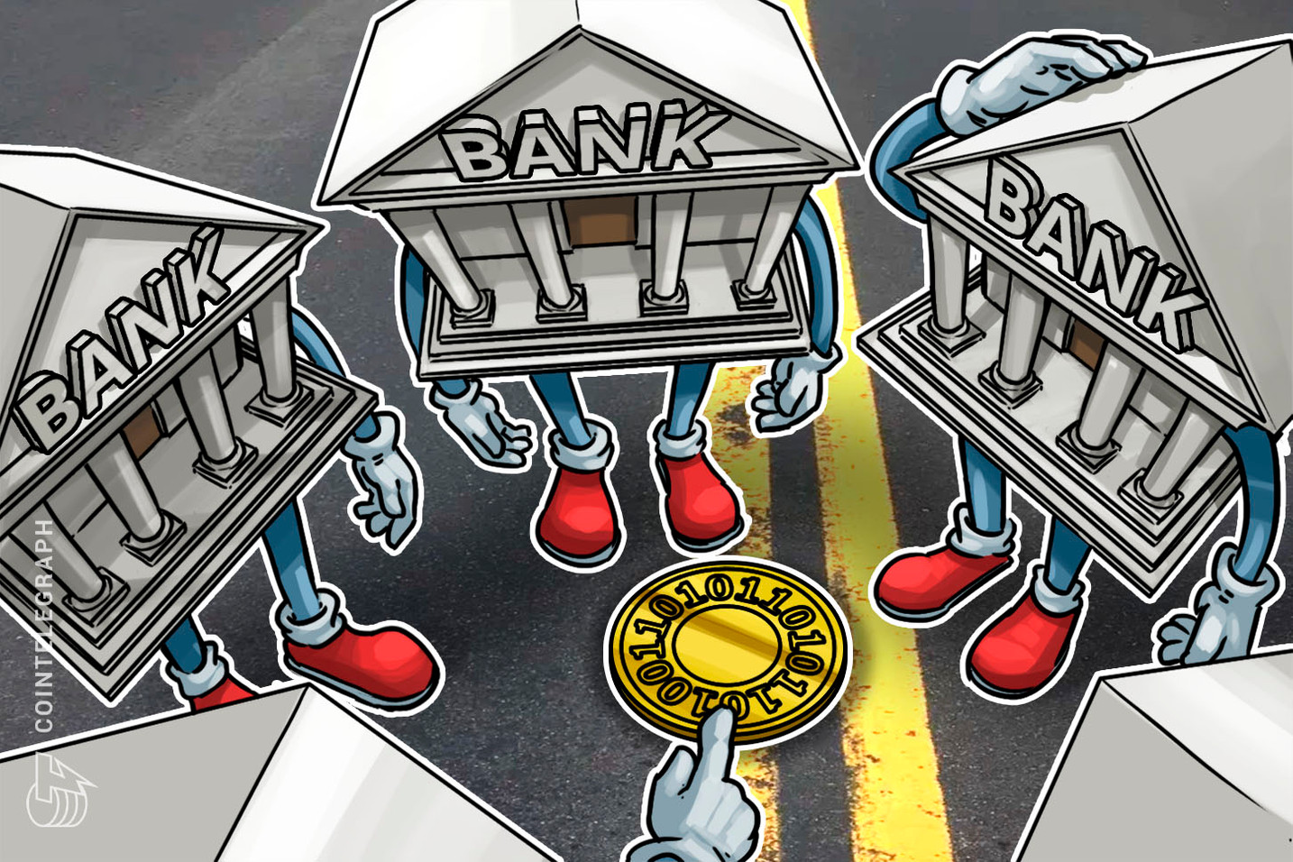 Lithuanian Central Bank Initiates Dialogue On Crypto Between Banks, Regulators, Traders