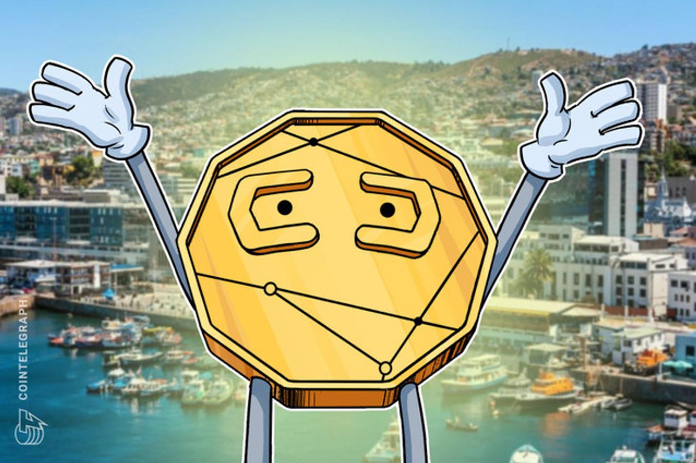 Blockchain en datos de energía de la CNE resultó finalista en Concurso Nacional Funciona de Chile