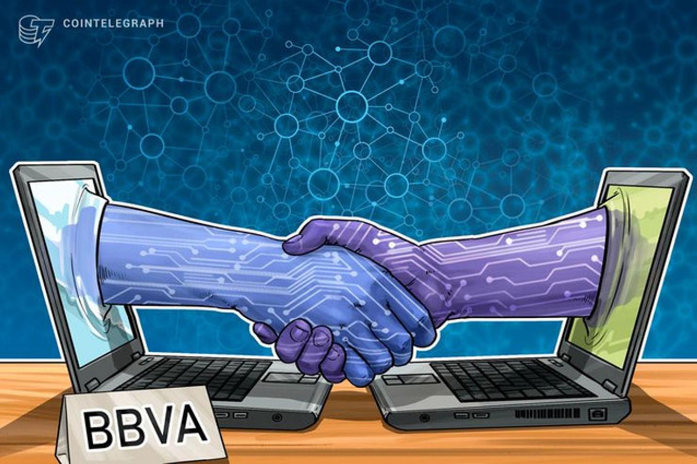BBVA da acceso a sus clientes a nuevos mercados de activos digitales mediante Blockchain