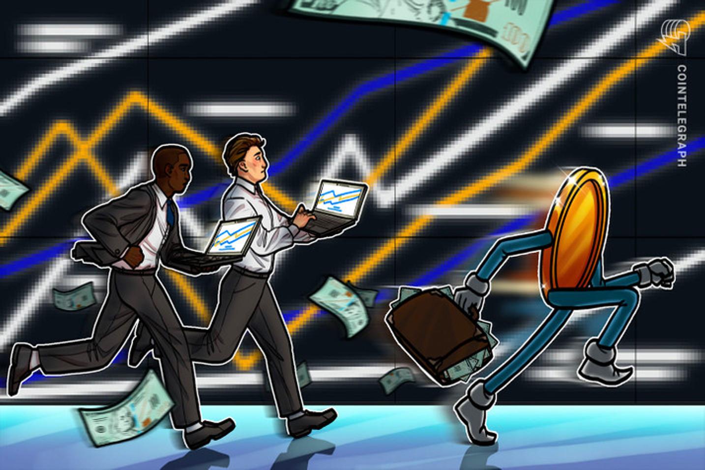 Bitcoin caindo, bolsa em tempestade: 'Momento é de cautela e não de desespero', destacam especialistas