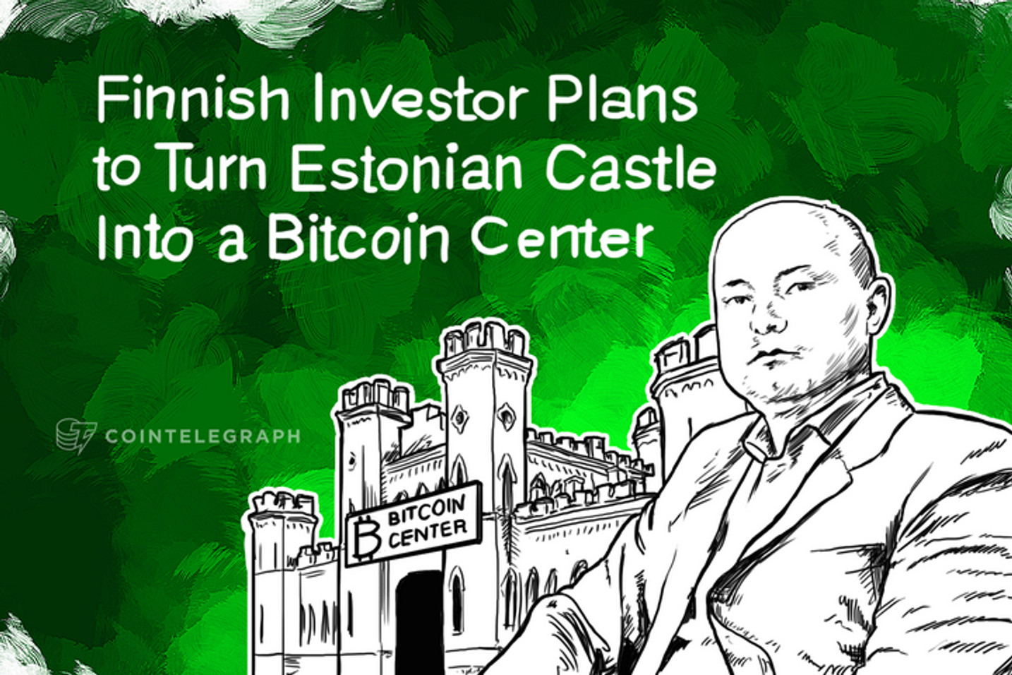 Finnish Investor Plans to Turn Estonian Castle Into a Bitcoin Center