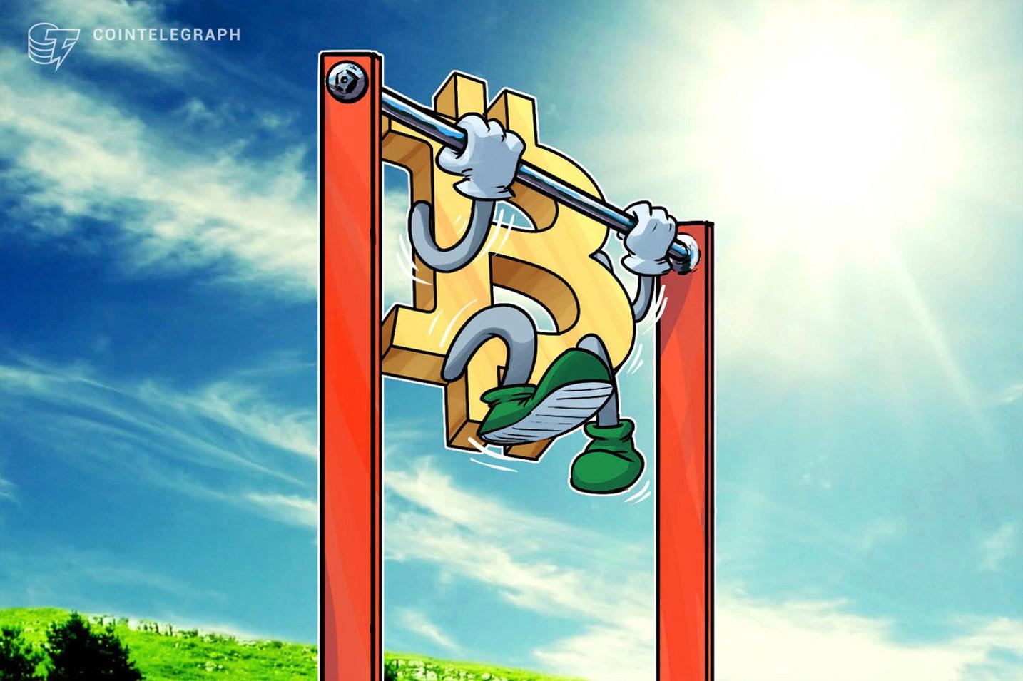 """「今回のビットコインは""""極端な楽観""""を無視」、強気相場再開を示唆?【仮想通貨相場】"""