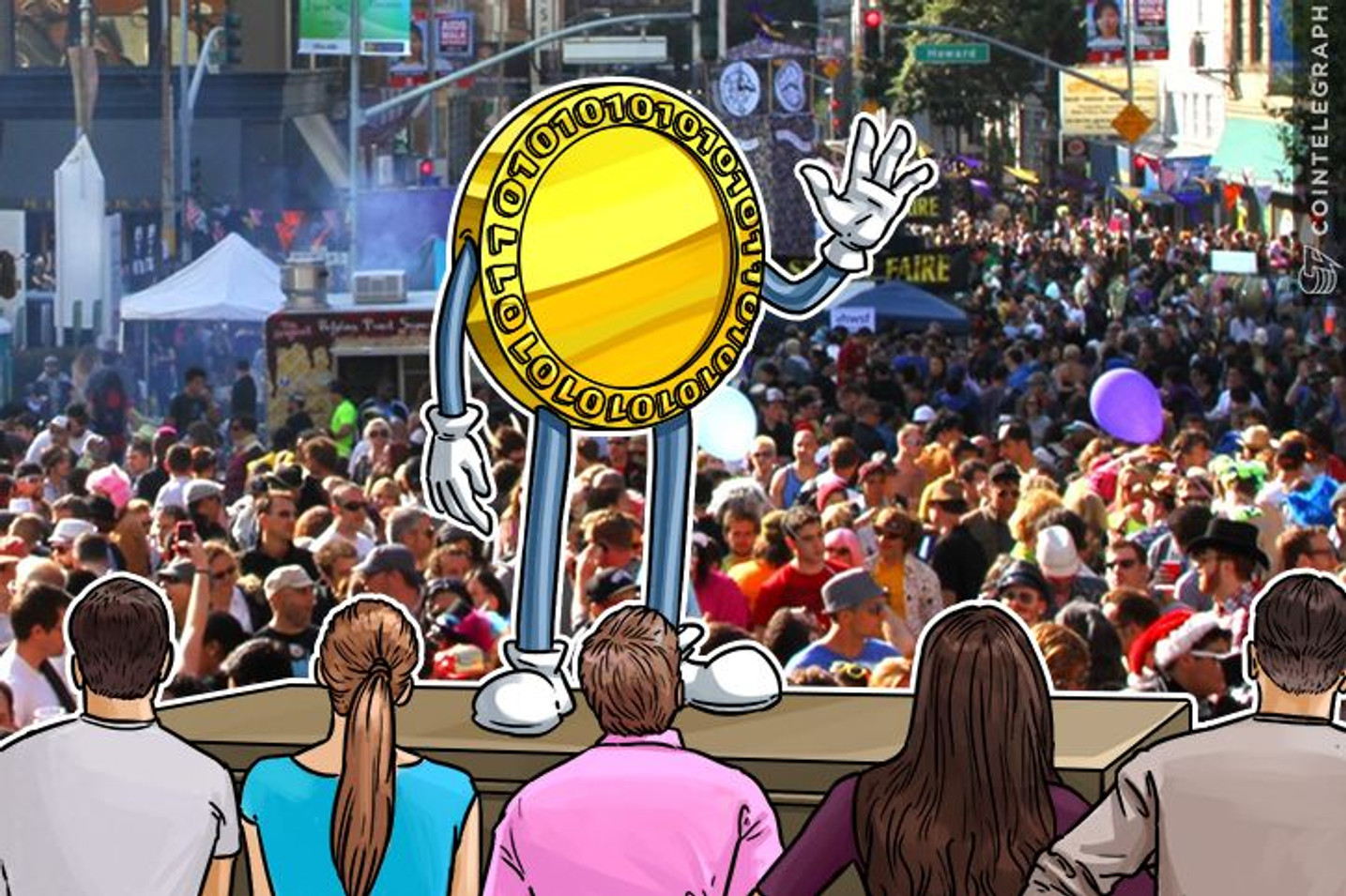 Bitcoin Loses Crypto Dominance Position, Startups Eye Altcoins