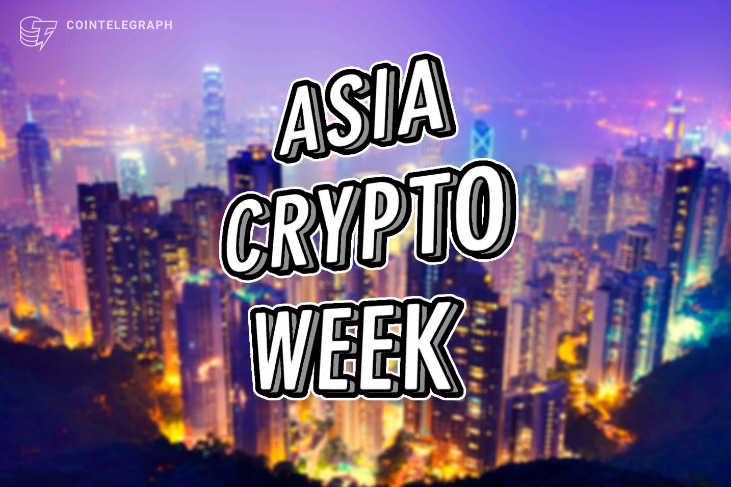 Inaugural Asia Crypto Week to Unite Global Crypto Ecosystem in Hong Kong