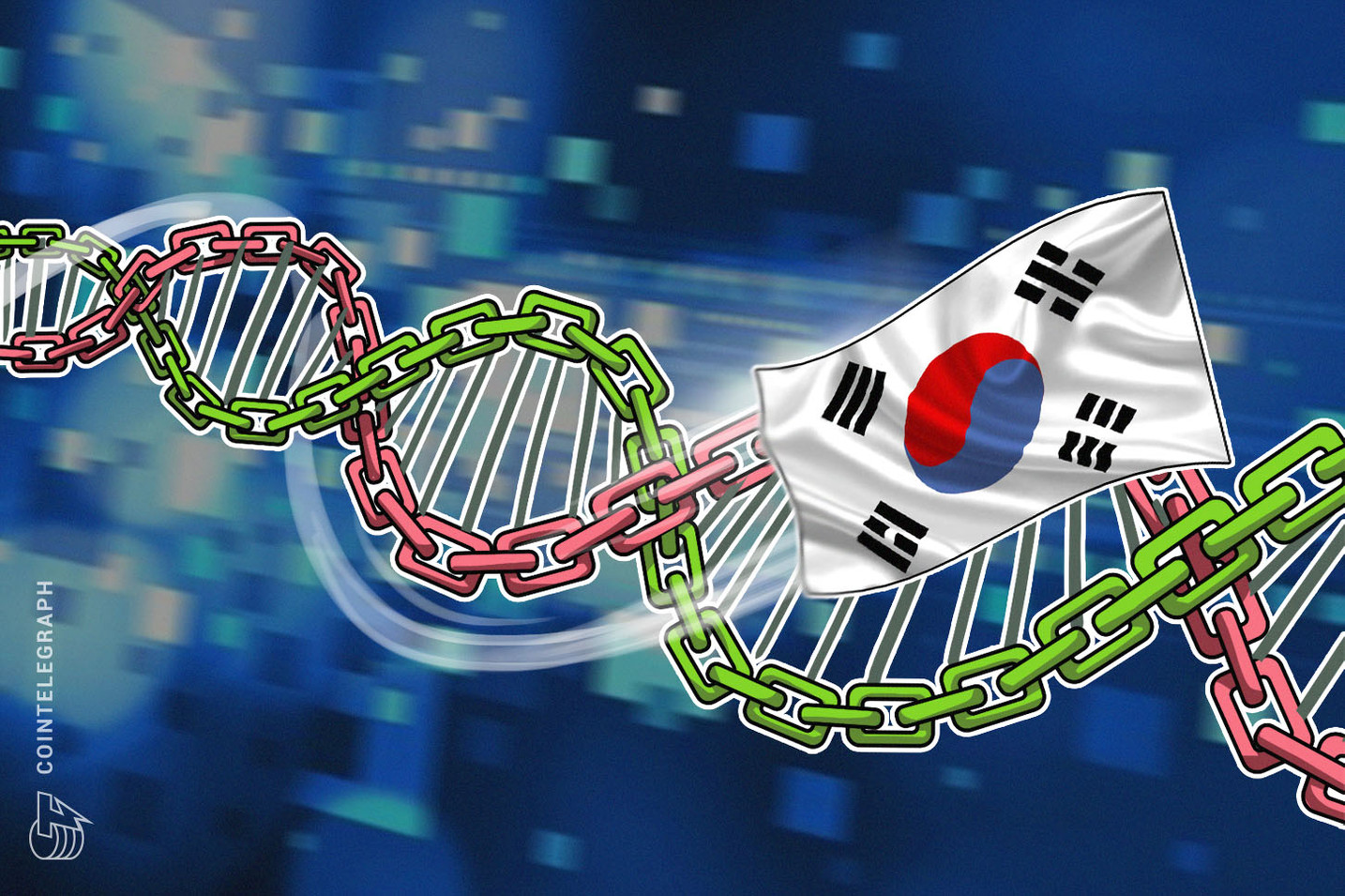 South Korean Biotech Firm to Use Blockchain for Genomic Big Data Ecosystem
