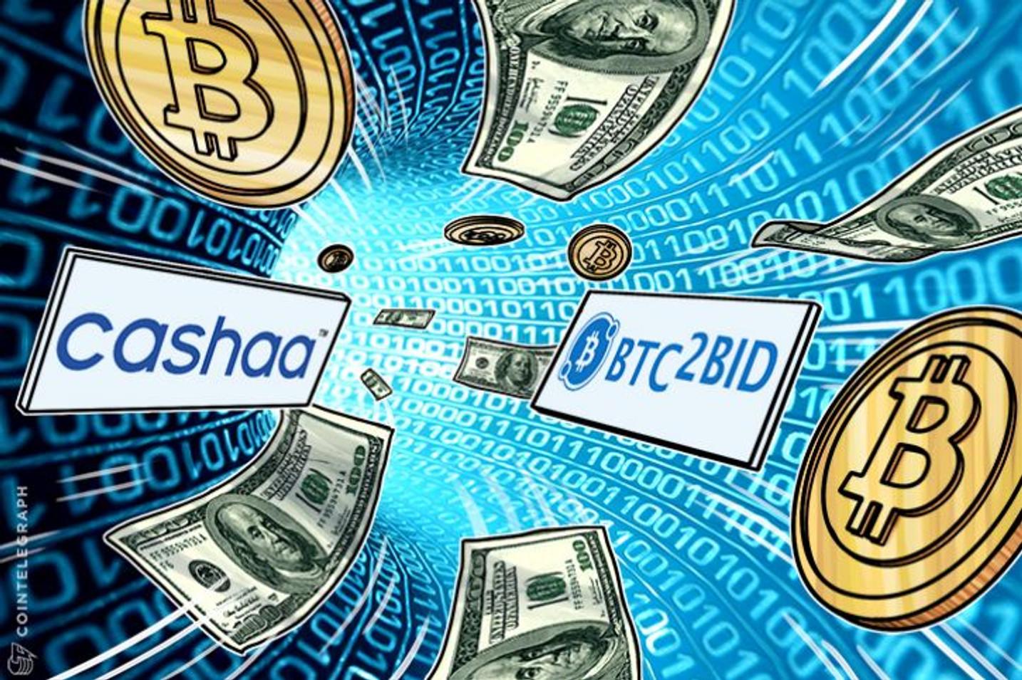 Blockchain fornece uma ponte para os sem banco e levanta a economia global