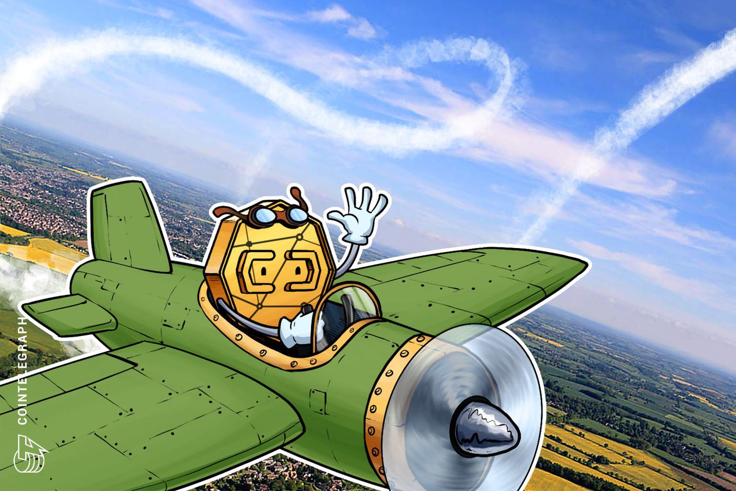 Bitkoin se ponovo približio 3.600 dolara dok glavne kriptovalute beleže dobitke