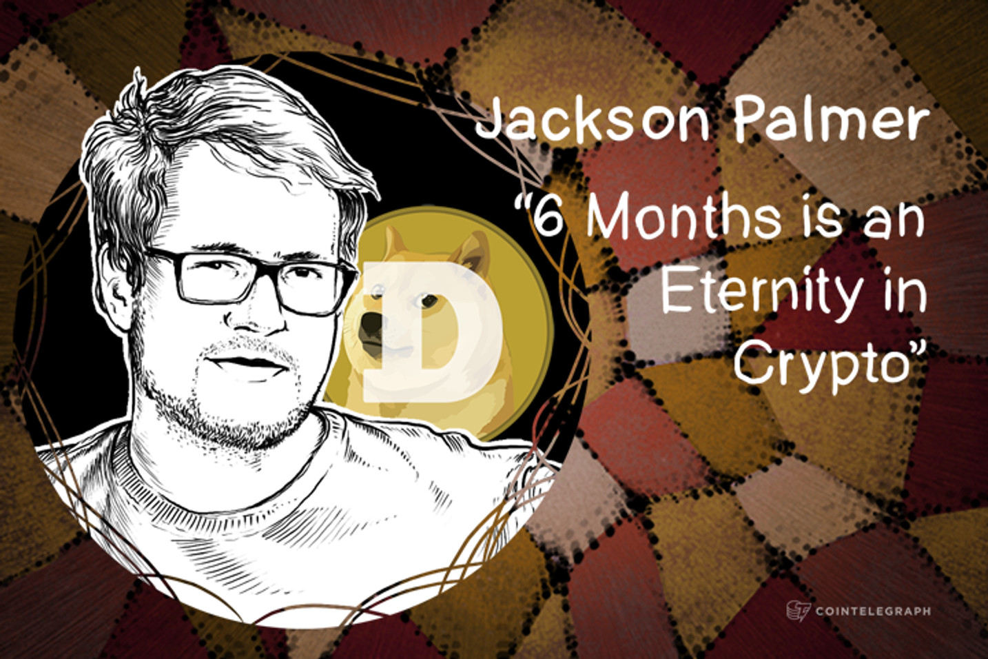 """6 Months is an Eternity in Crypto"" - Jackson Palmer Interview"