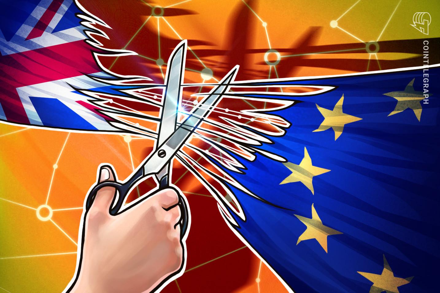 Britische Zollbehörde verschiebt Blockchain-Projekt bis nach Brexit
