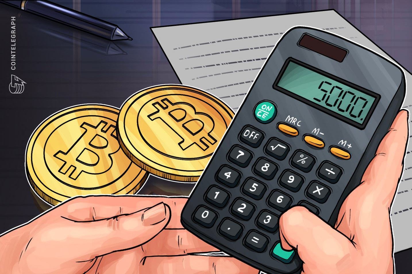 Bitcoin Is a Buy at $5K, Says Allianz Chief Economist El-Erian