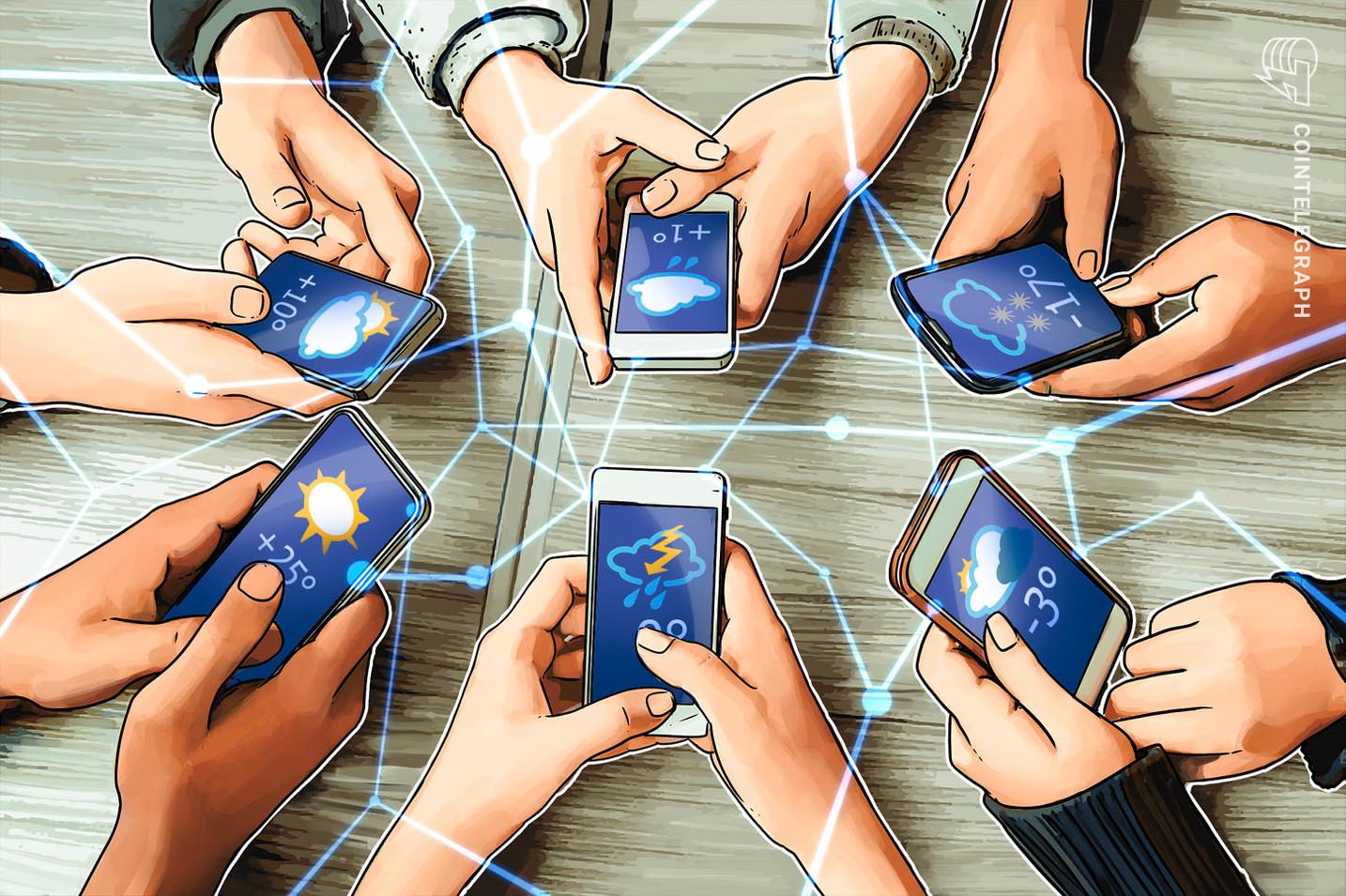 トランザクションの98%がお天気アプリの書き込み 自称サトシ・ナカモト率いる仮想通貨ビットコインSV