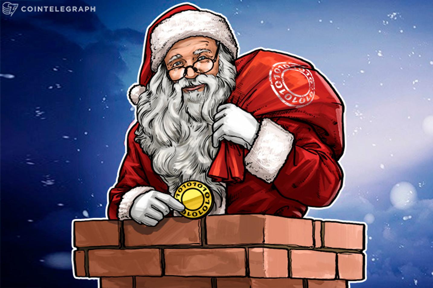 """Navidad Cripto: dale un regalo de Blockchain al """"sin monedas"""" que tu amas"""