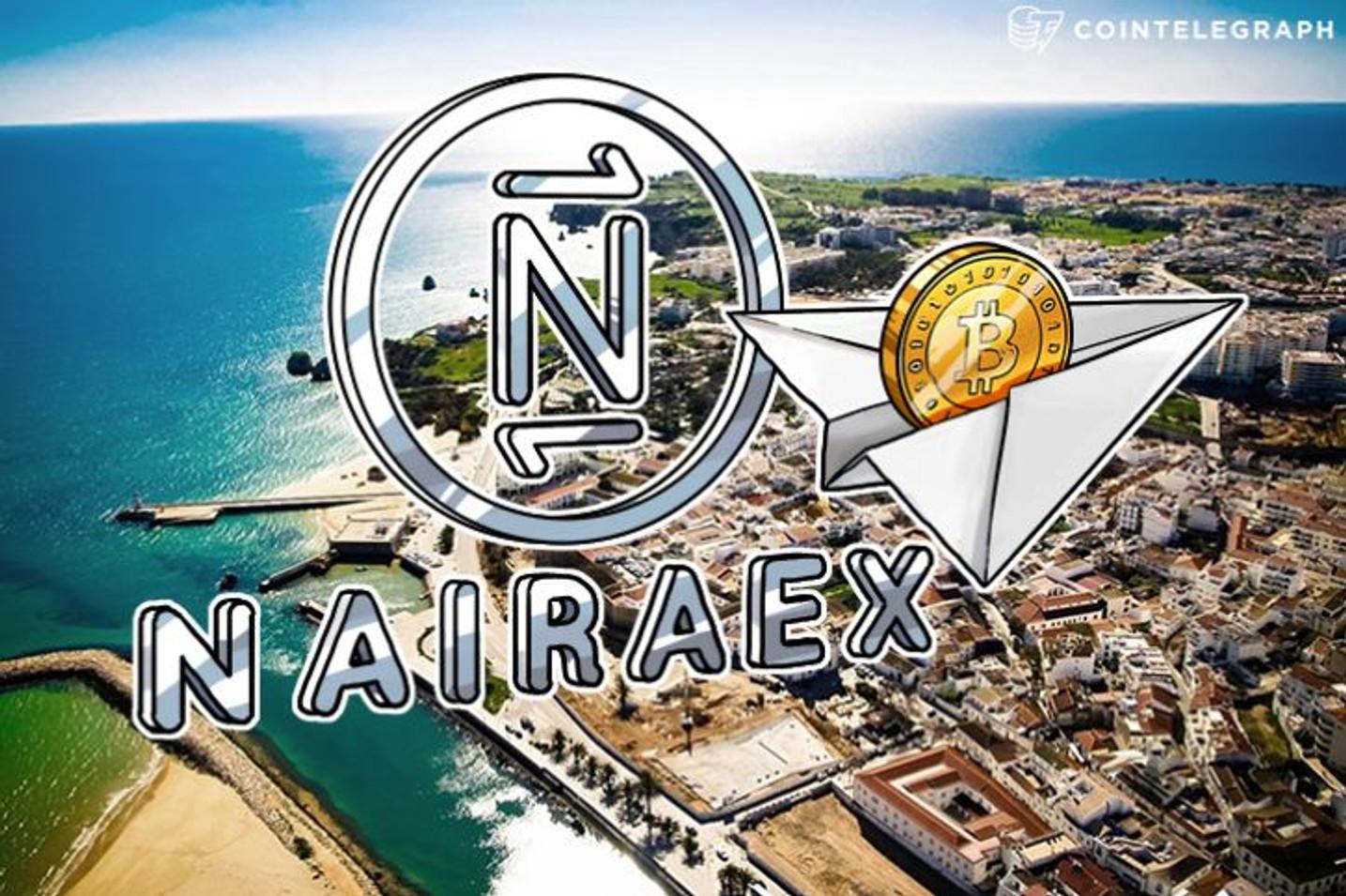 NairaEx pokreće servis Bitcoin Money Transfer (BETA)