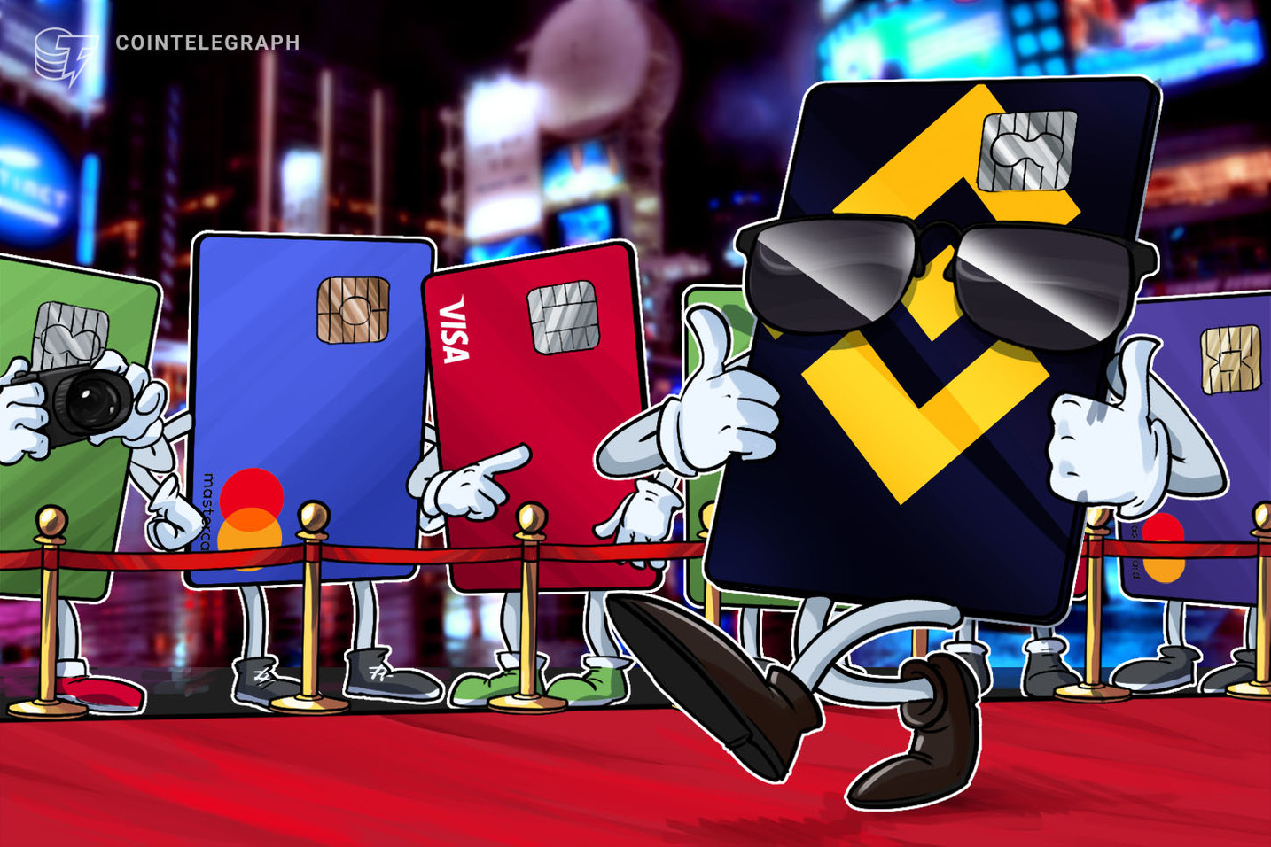 Binance's Swipe-Powered Crypto Debit Card Debuts in Europe