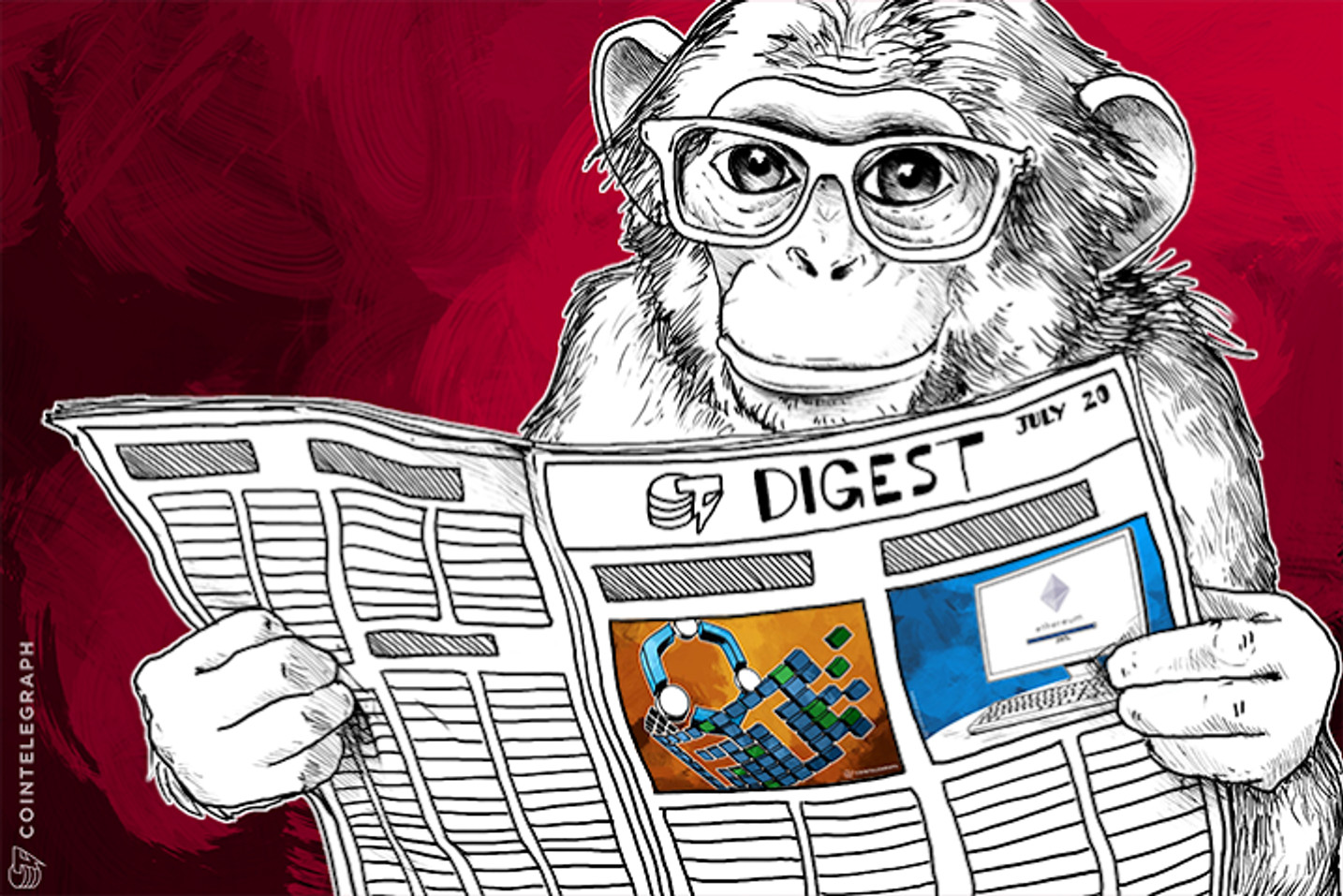 JUL 20 DIGEST: Bitcoin is the Fastest Growing Area of VC Funding; Keybase Raises $10.8 Million