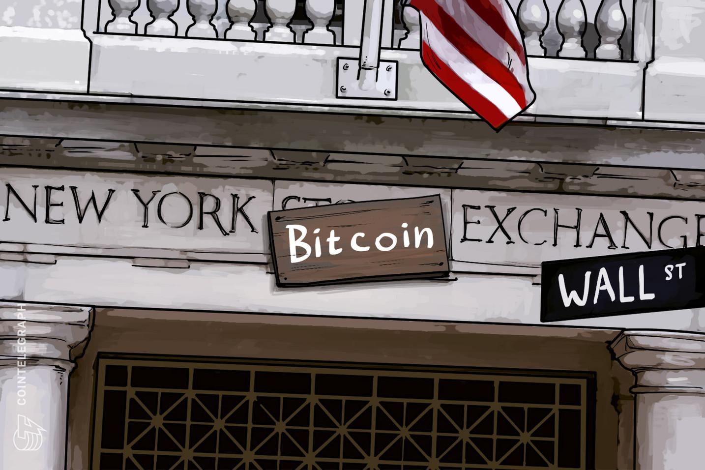 La mancanza di ETN tiene Wall Street lontana dal Bitcoin, lo sostiene l'analista del CBOE Ed Tilly