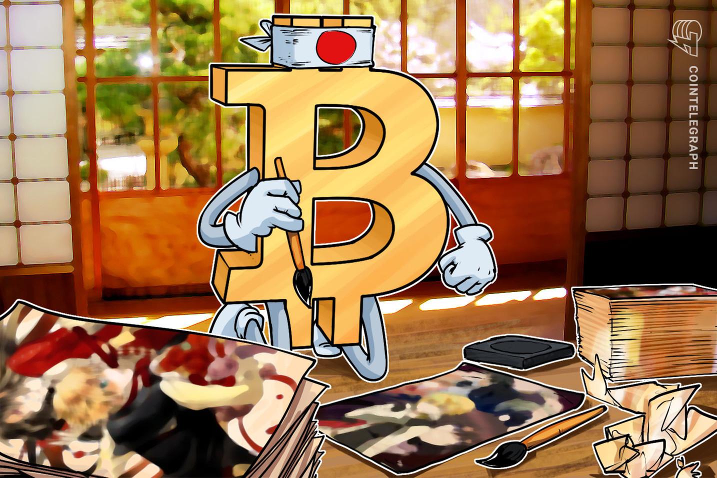 Debutta in Giappone un manga su Bitcoin