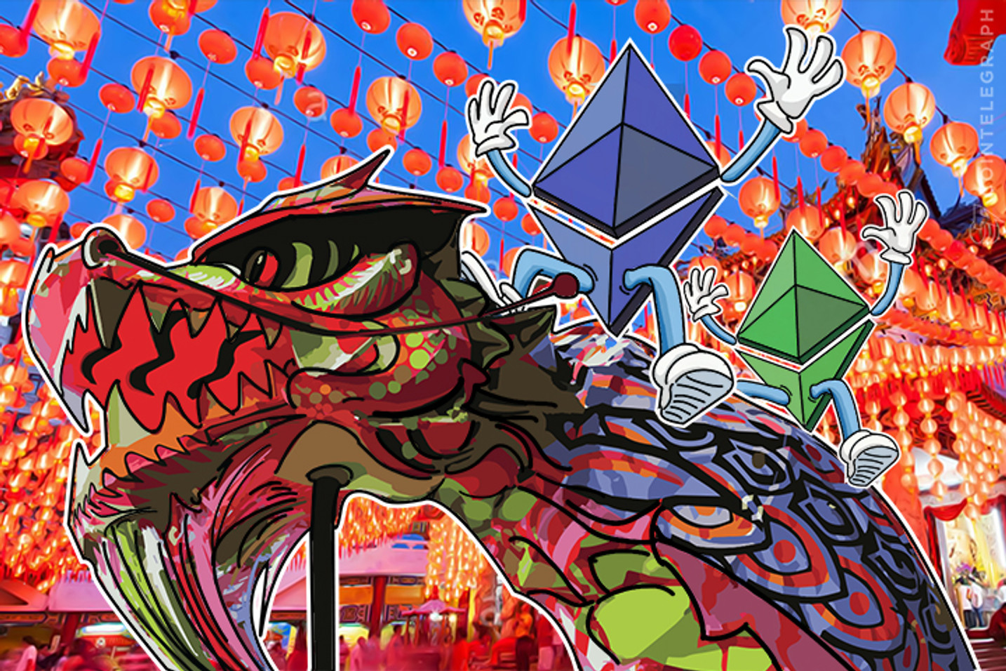Major Chinese Bitcoin Exchange Lists Ethereum Classic Ahead of Ethereum