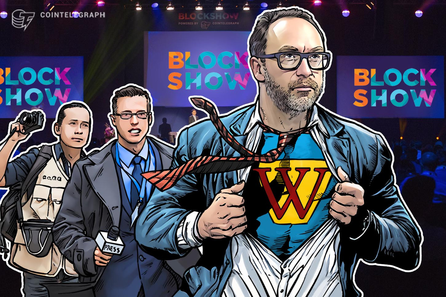 'You Can't Ban Blockchain. It's Math': a Talk with Jimmy Wales