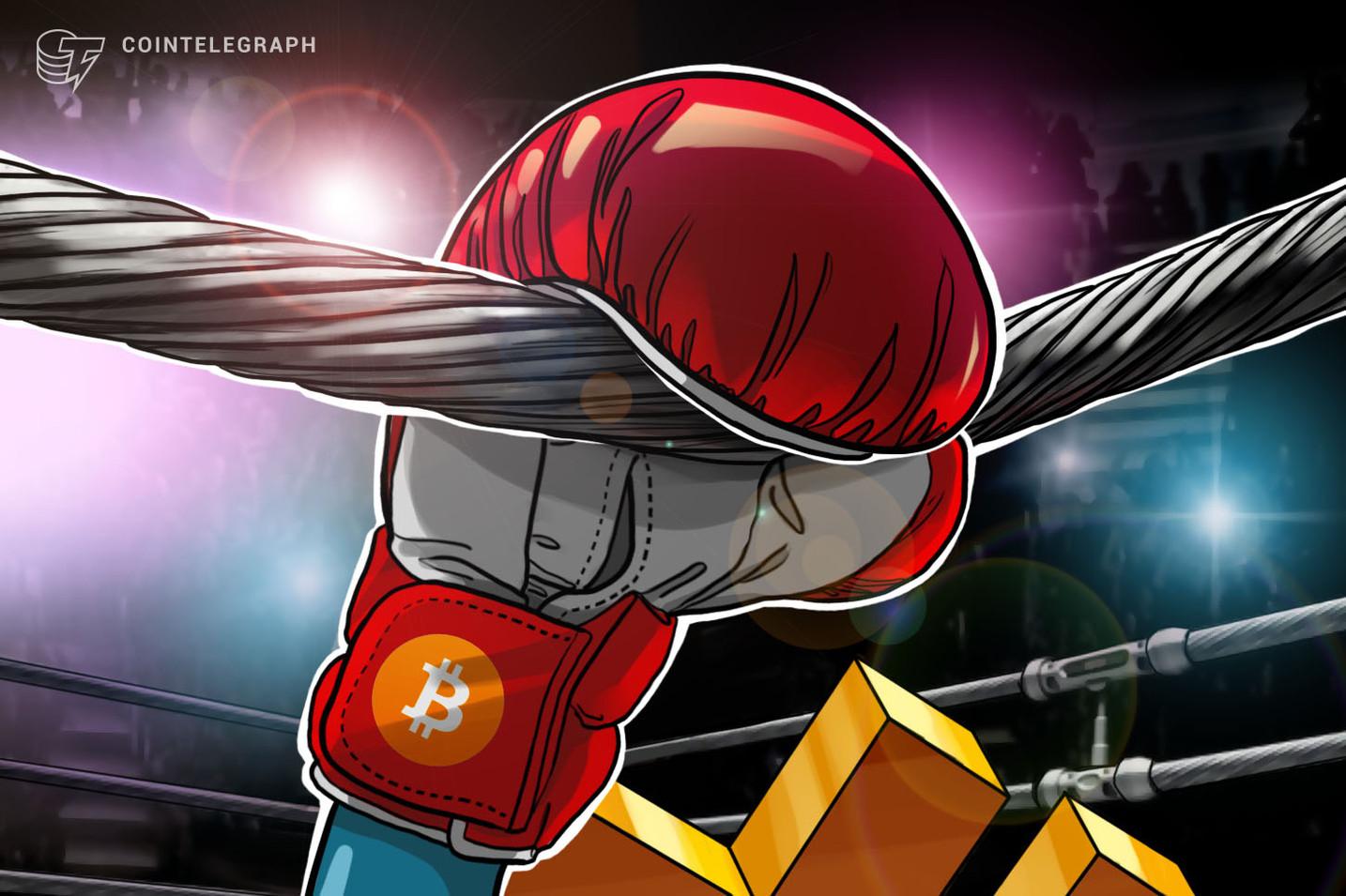 Kryptomärkte im Plus: Bitcoin kommt 5.000-Euro-Marke näher