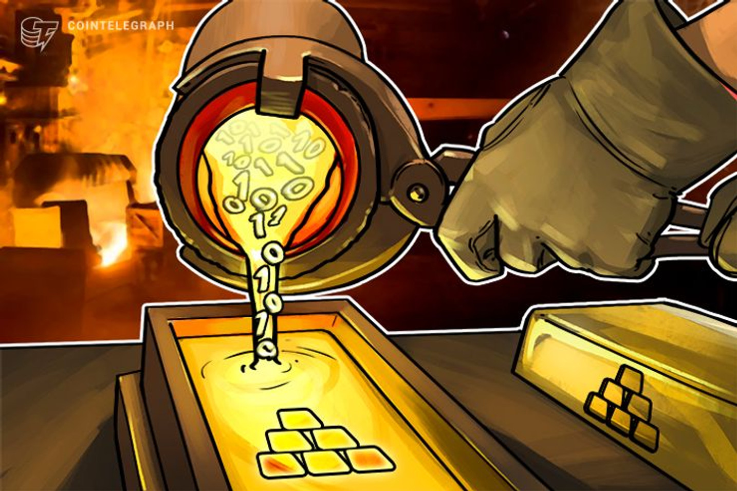 CEO de Bitpanda afirma que los más jóvenes ven a Bitcoin como el oro de su generación