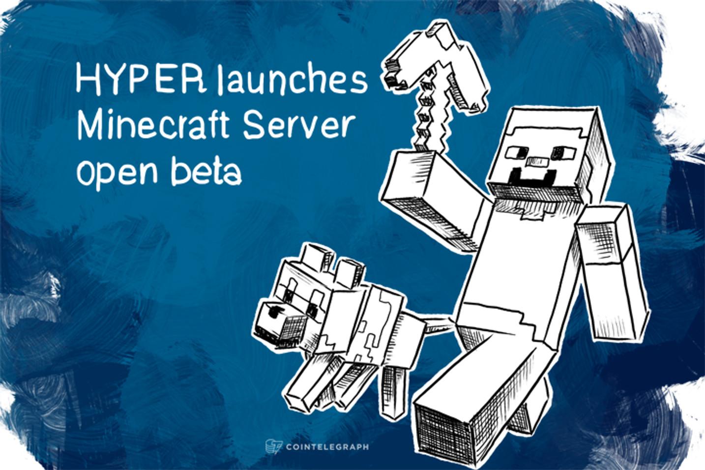 HYPER launches Minecraft Server open beta