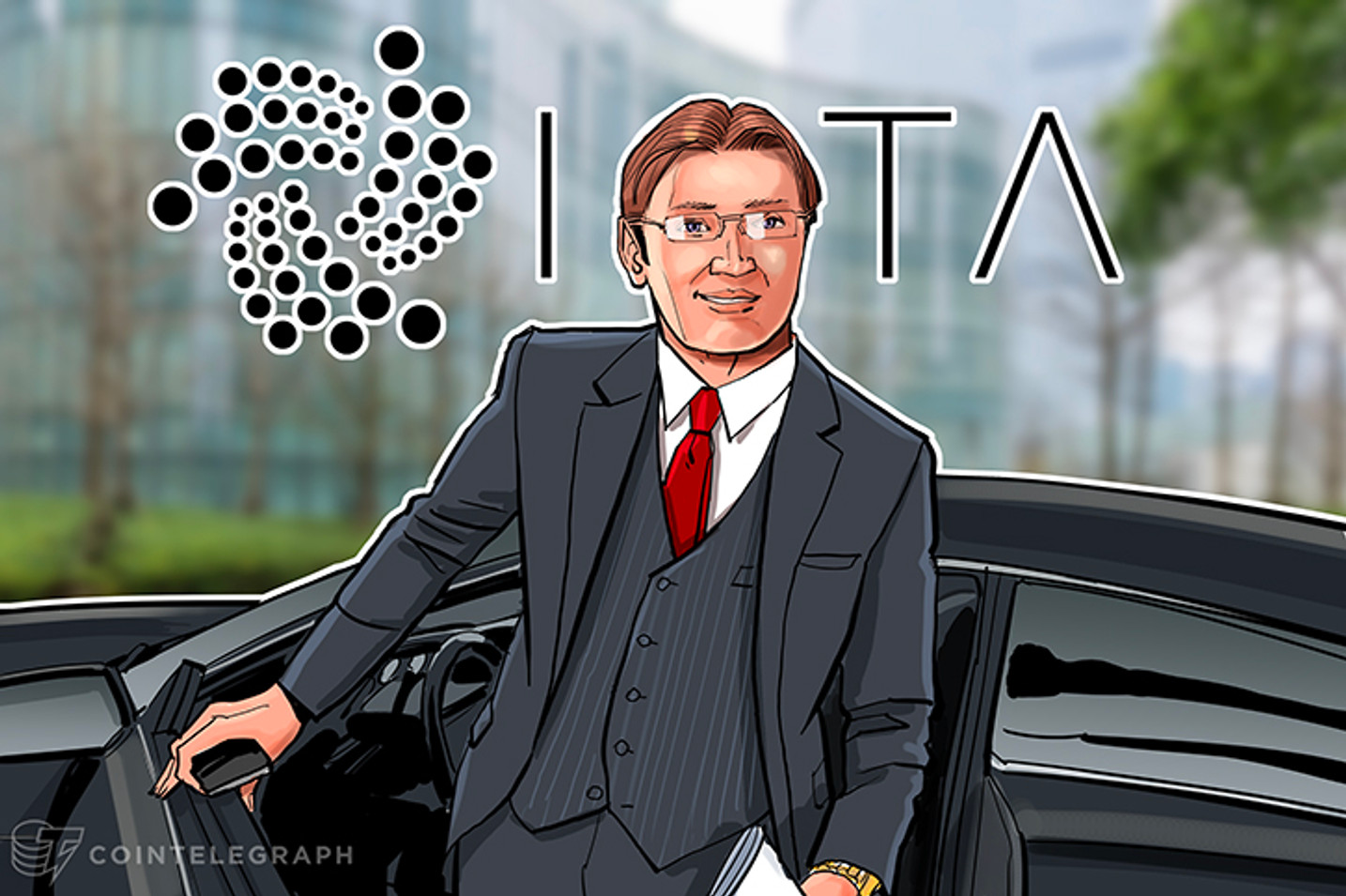Volkswagen Chief Digital Officer Joins Blockchain Non-Profit Board
