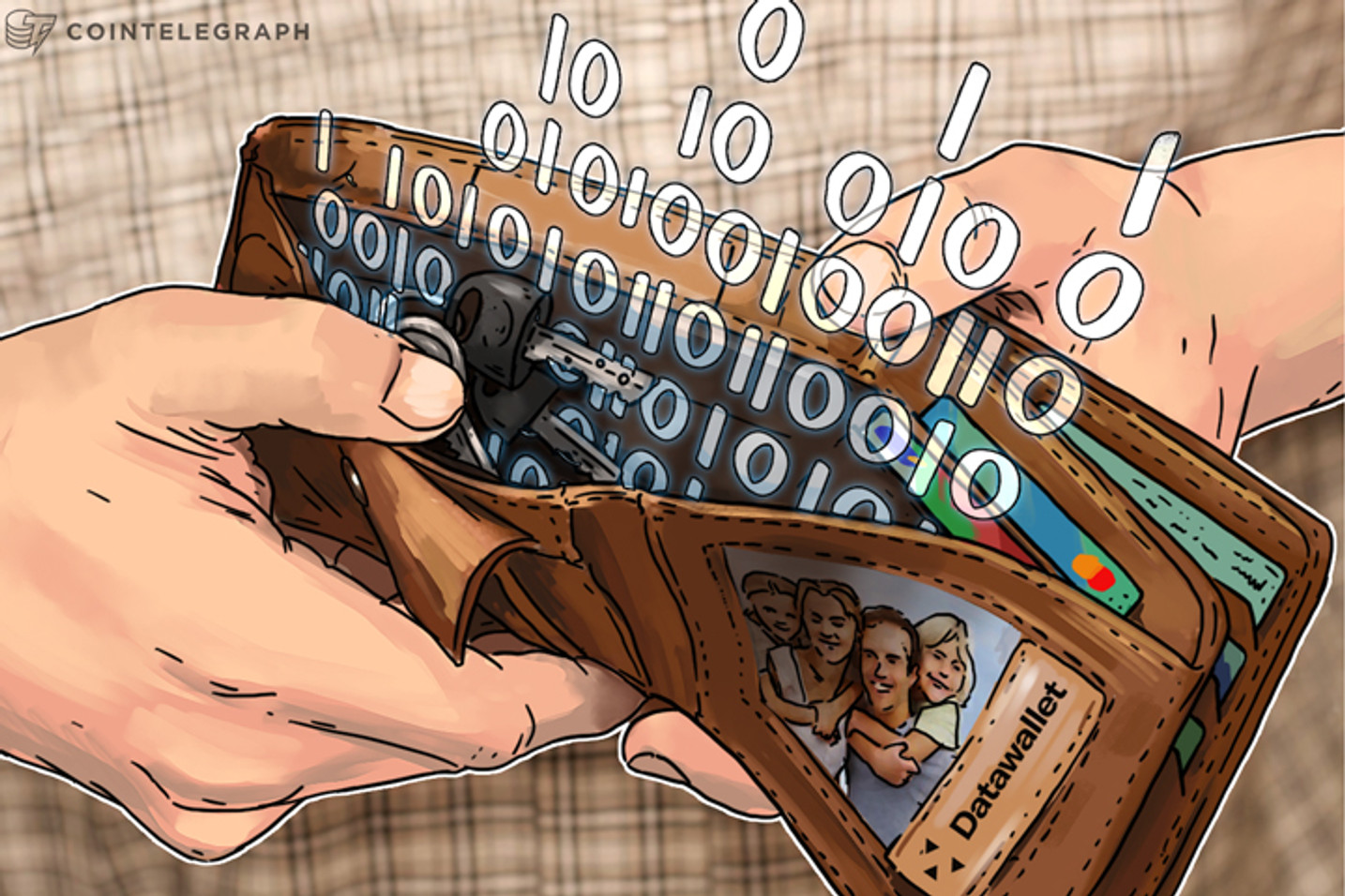 Blockchain Start-Up To Help Public Own And Monetize Their Data