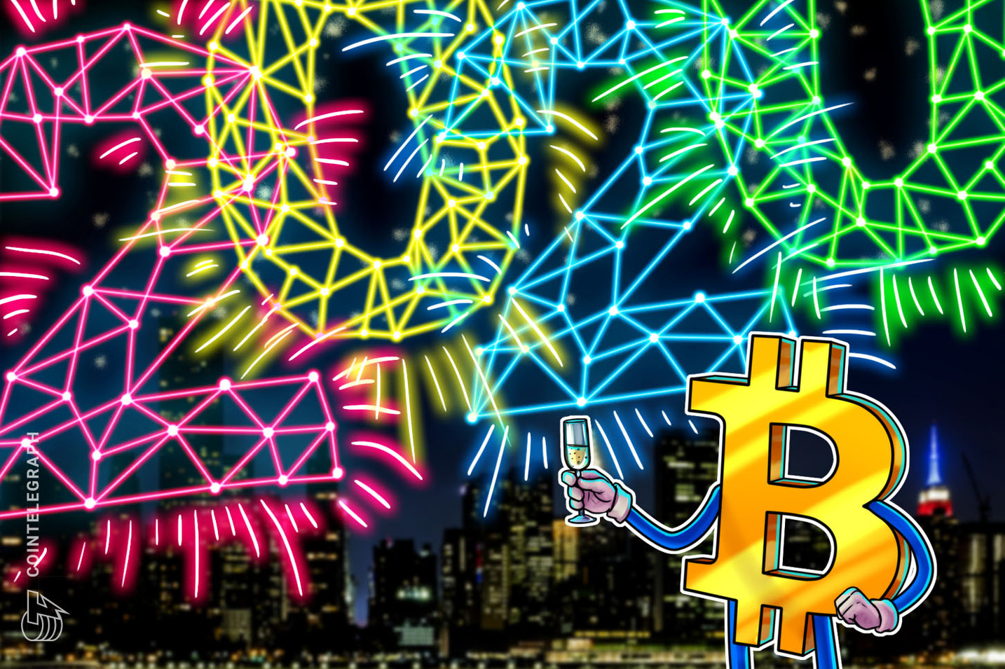 Bitcoin 2020 — Blockchain's New Year Resolutions