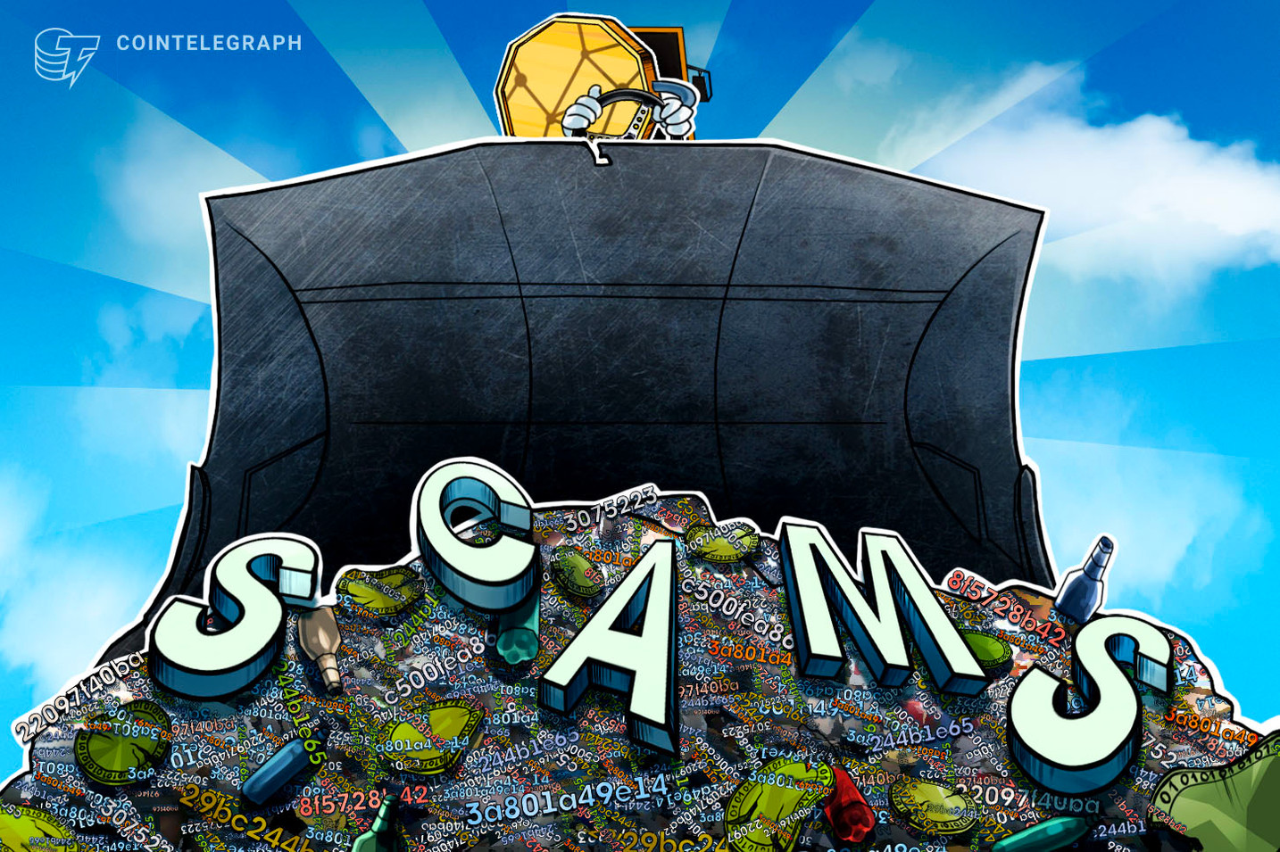 UK Crackdown Pulls Thousands of Crypto Scams Offline