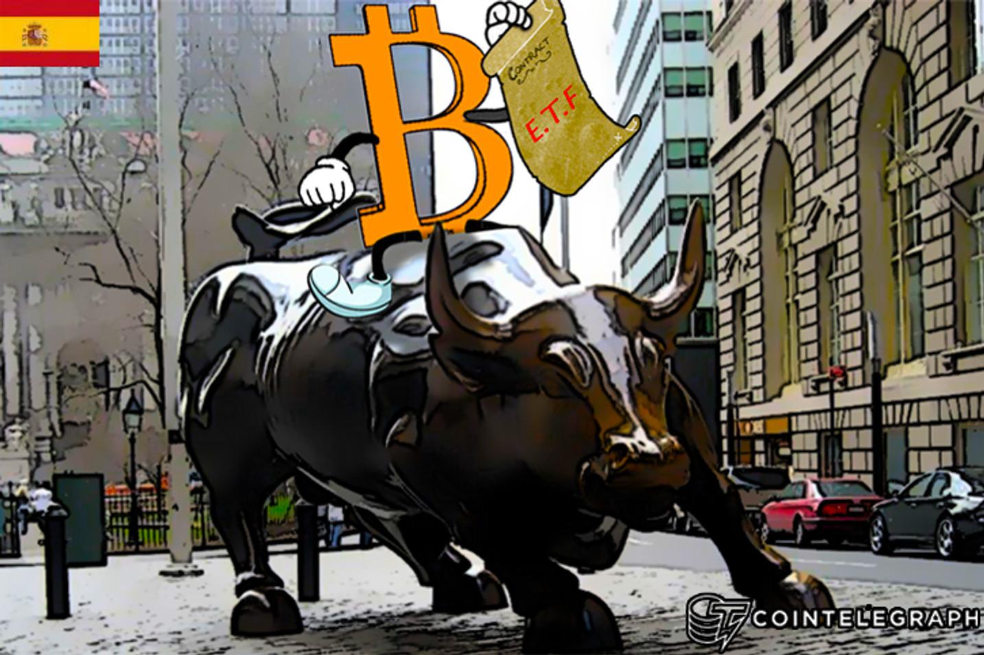 Bitcoin podría alcanzar los 3.000$ antes de abril si se aprueba el ETF