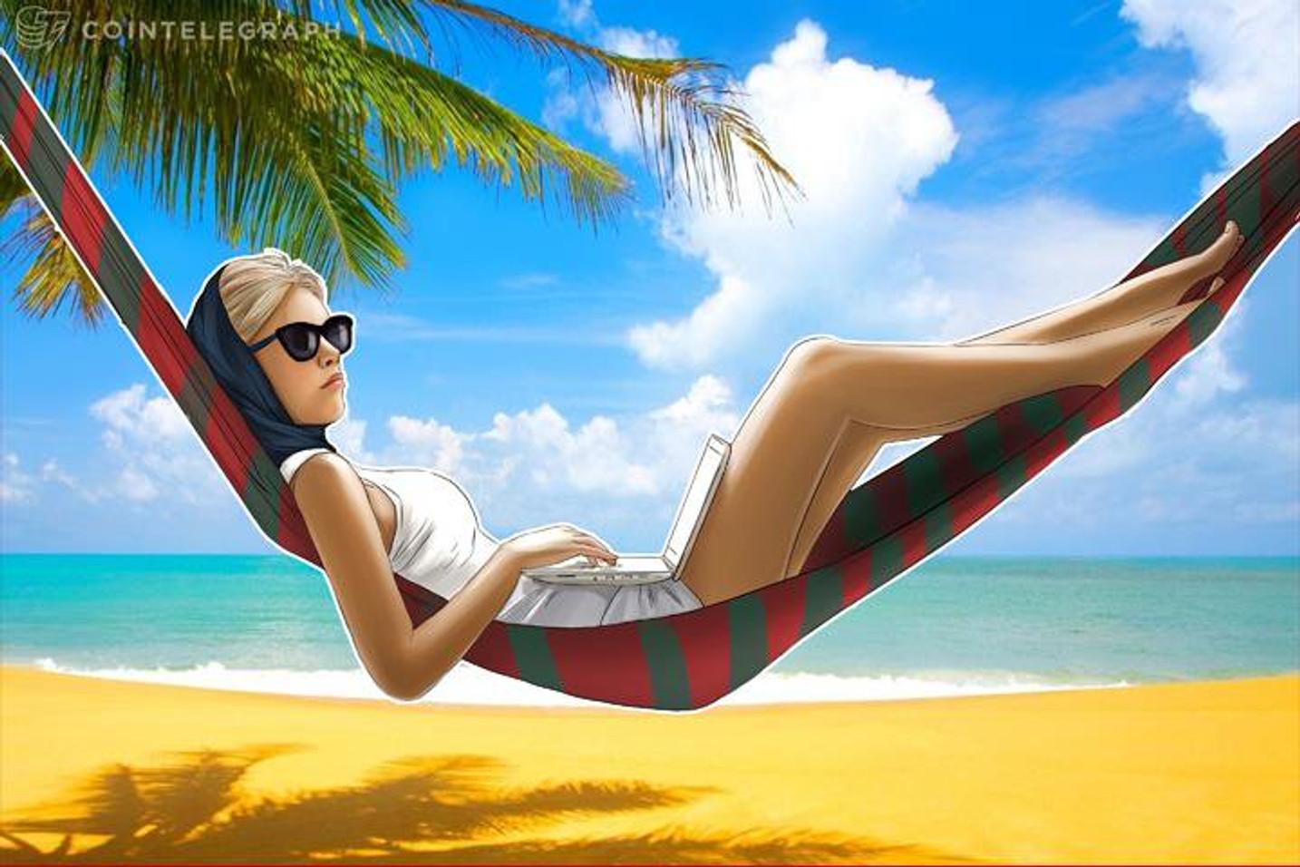 España: Afirman que Playa de Palma es un destino turístico pionero en utilizar criptomonedas como medio de pago