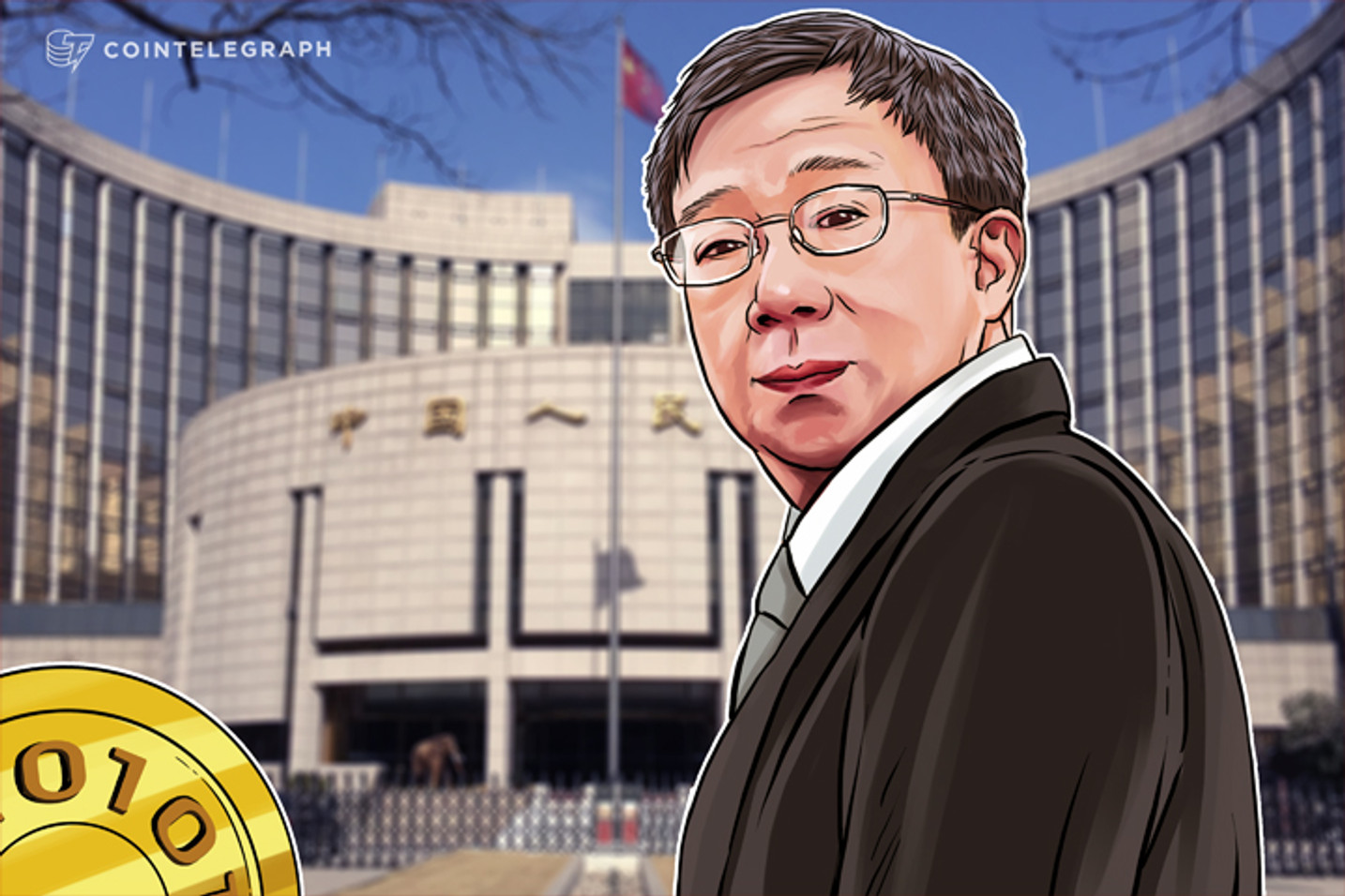China's New Central Bank Head Is Pro-Market, Could It Impact Cryptocurrency Industry?