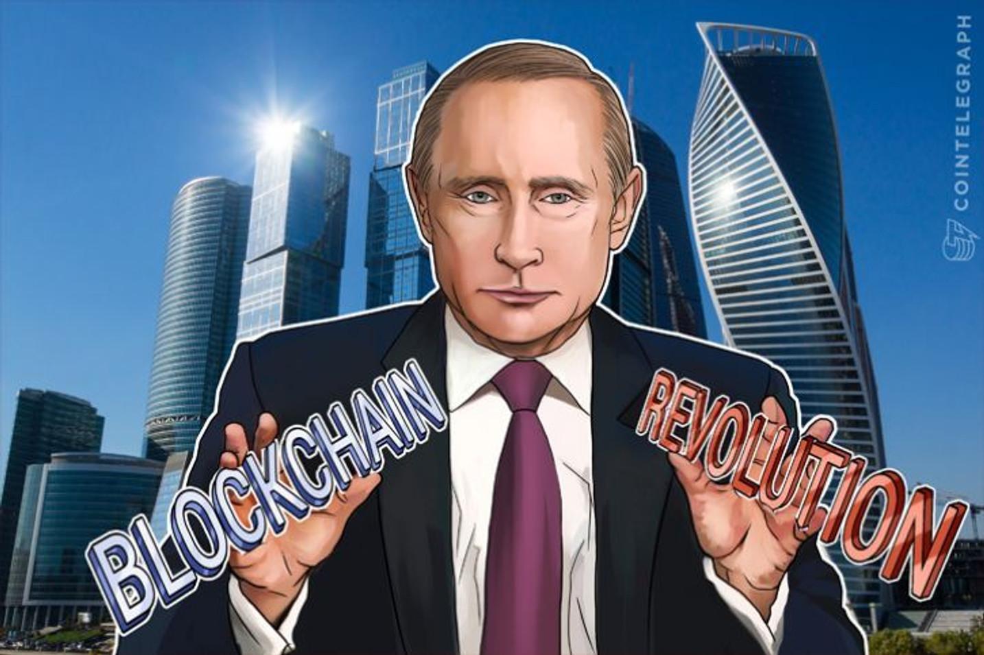 No podemos mantener a las cripto bajo llave y cerradura dice poderoso político ruso