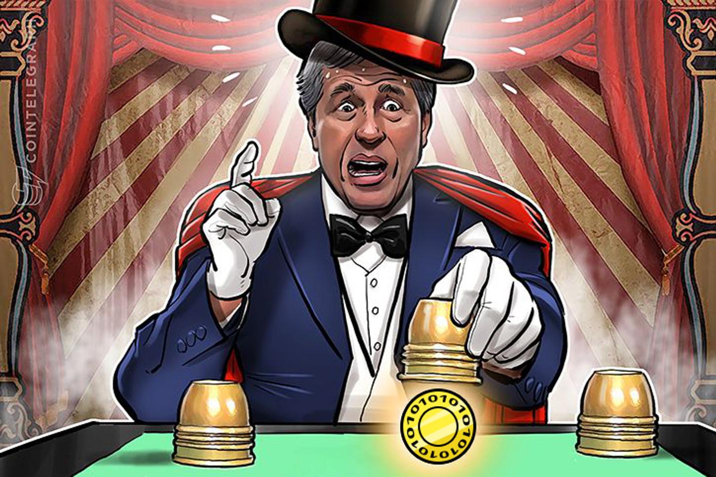 J.P Morgan definisce le criptovalute un 'avversario' ed un 'rischio' per gli affari in un rapporto alla SEC