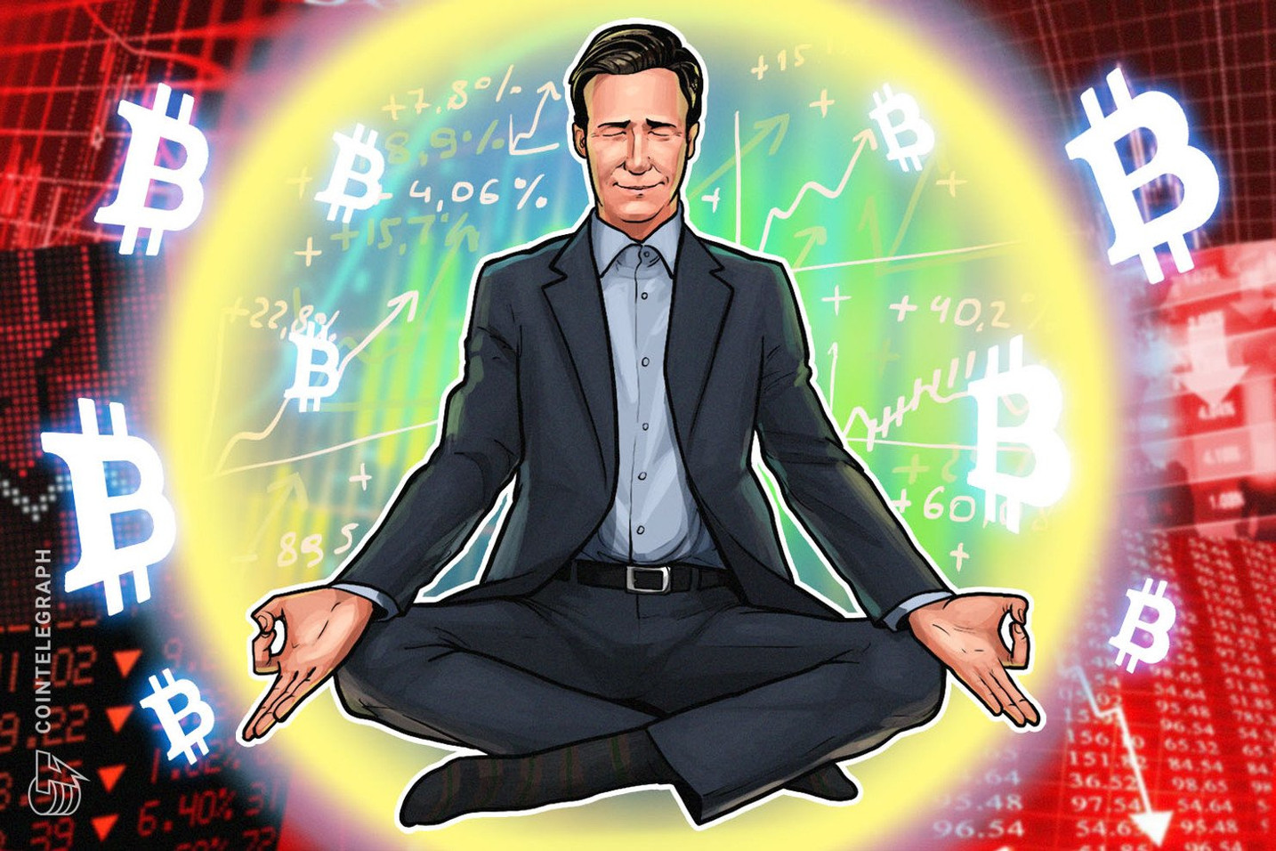 仮想通貨ビットコイン暴落も「予定通り」「何も起こっていない」強気発言の根拠は...?