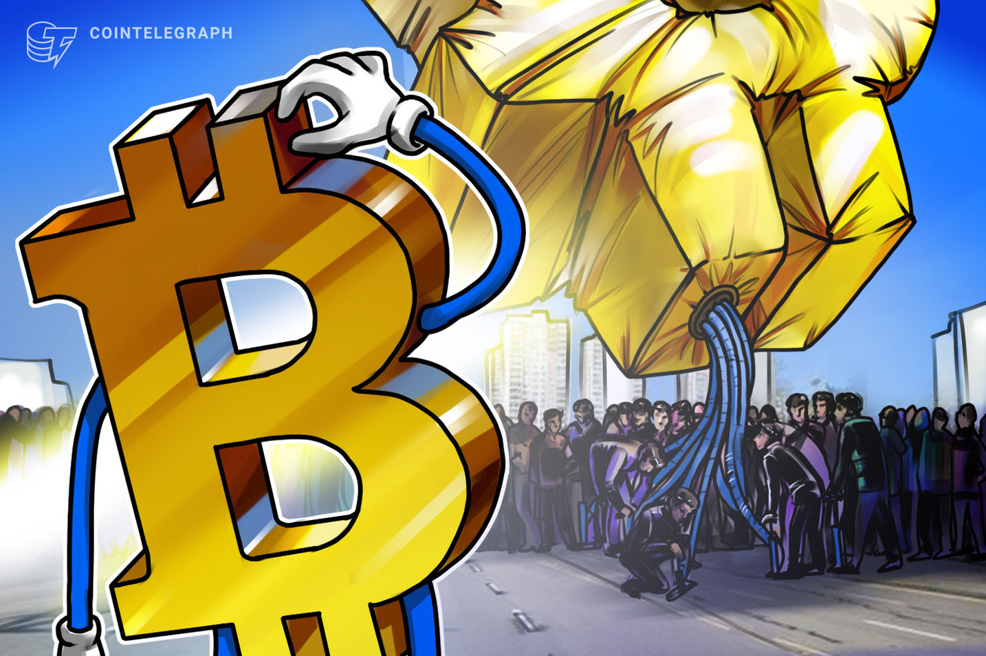 2 Reasons a Deeper Correction in Stocks May End Bitcoin's Rally to $8K