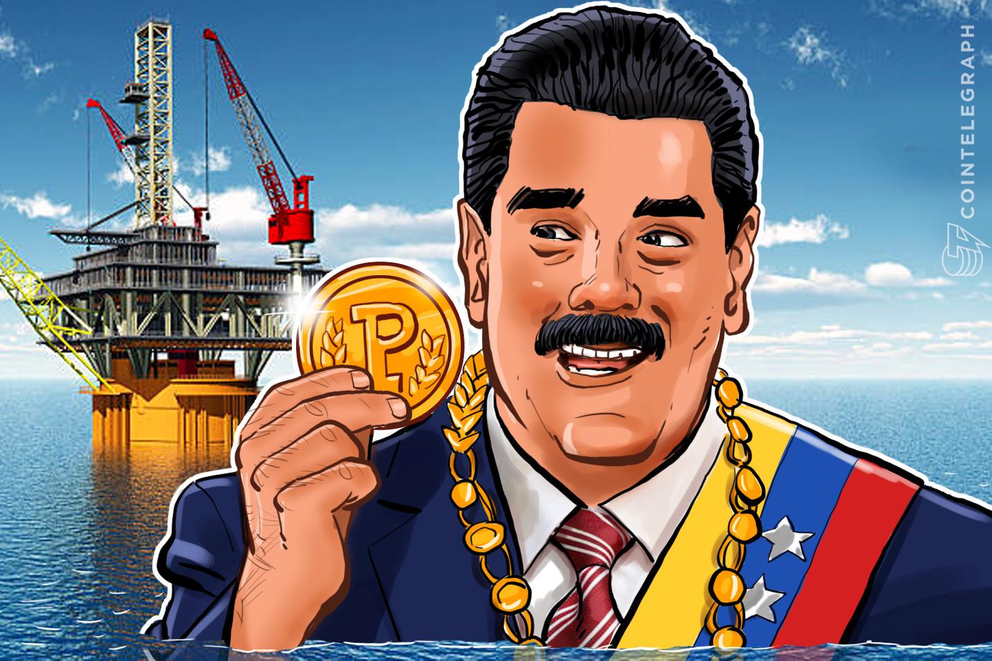 Venezuela anuncia autorização para abertura de cassinos que utilizem a criptomoeda Petro