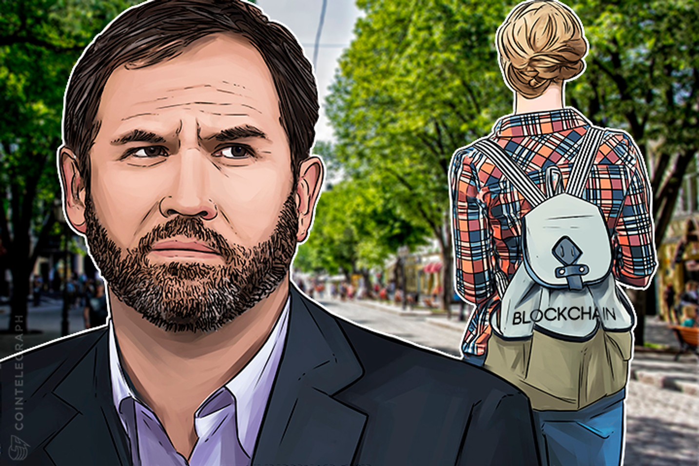 Ripple CEO Takes Swipe at Science Experiment 'Blockchain Tourists'
