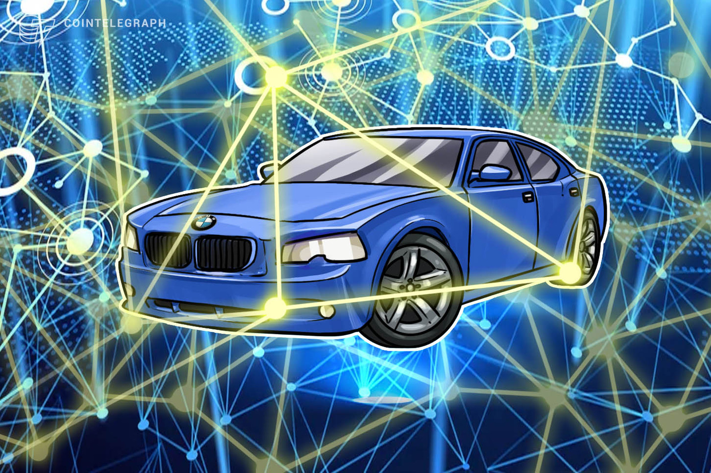 BMW Pilots 'Gamified' Crypto Reward System To Incentivize Drivers To Track Mileage