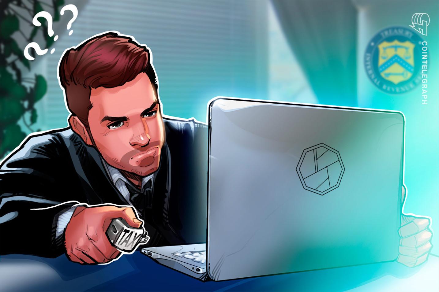 USA: Beratender Auschuss der IRS fordert neue Richtlinien für Krypto-Besteuerung