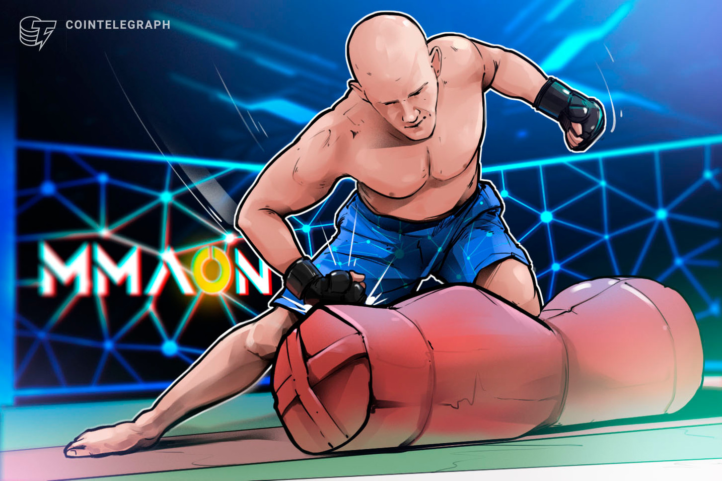 How crypto is going to shake up the world of mixed martial arts