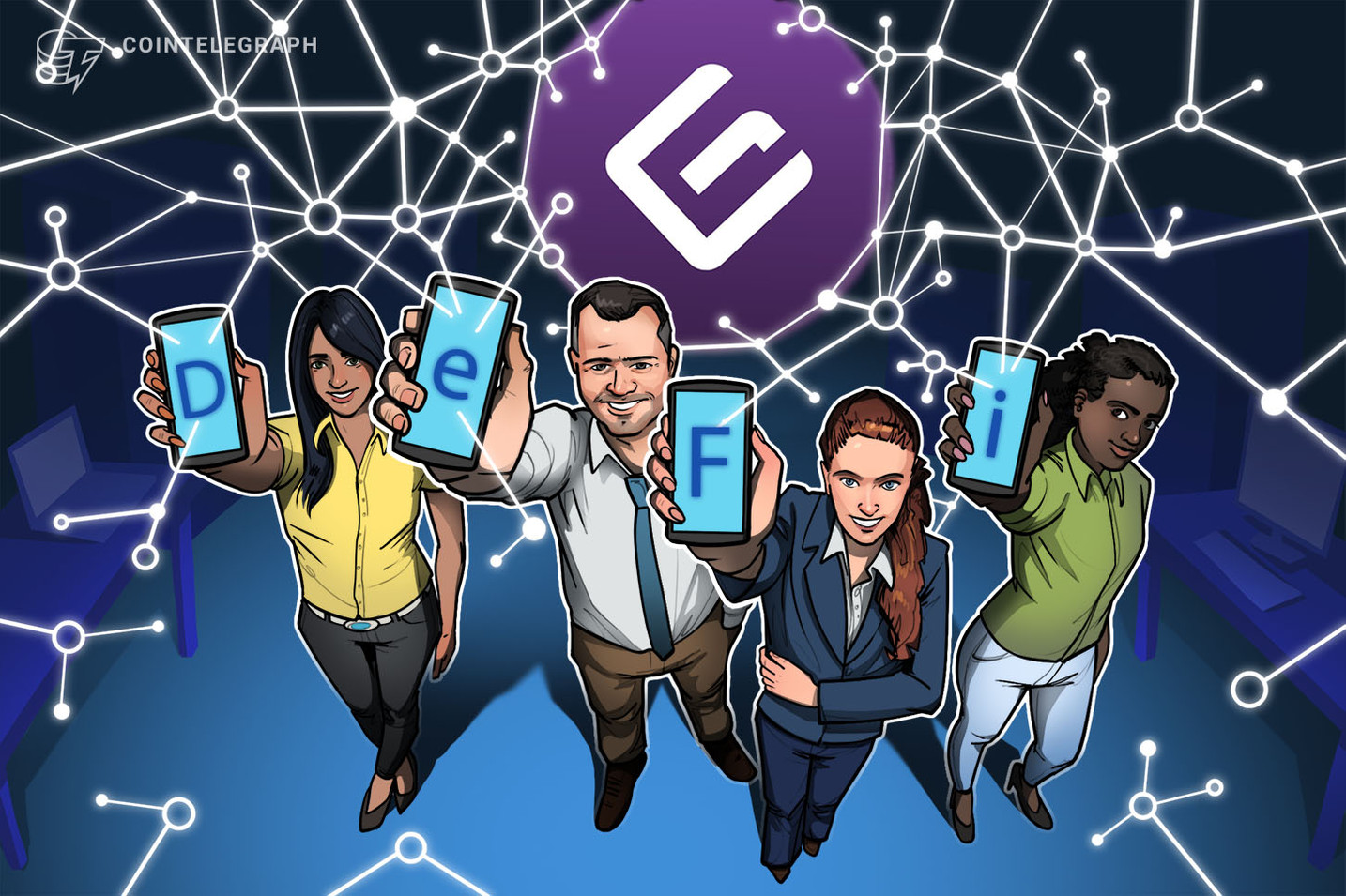 Can this dApp finally make DeFi simple for all to understand?