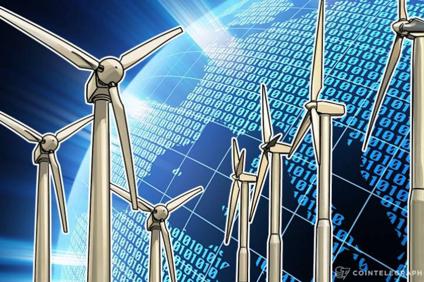 エストニア、風力発電でマイニング開始=AFP