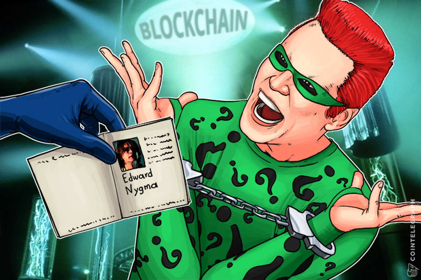 Blockchain-Based Smart Identity Will Free World of Paper ID's