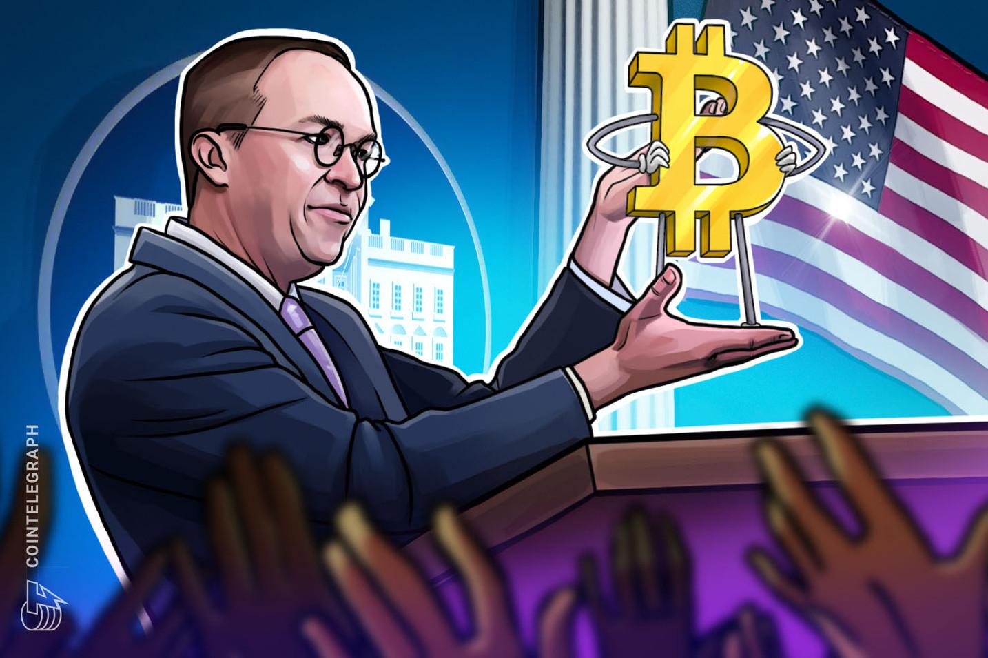 Oficial Pro-Bitcoin na Casa Branca: o que sabemos sobre o novo chefe de gabinete de Trump
